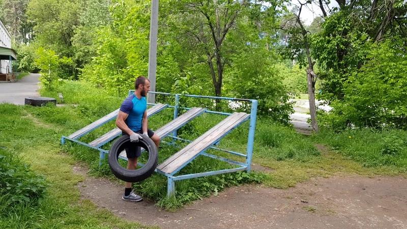 Функциональный тренинг Functional training