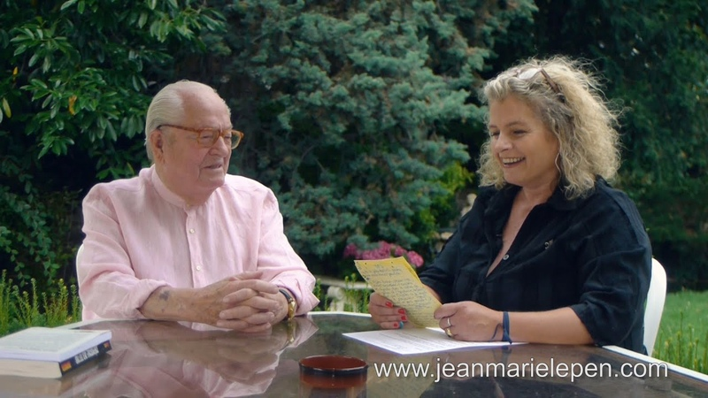 Journal de bord de Jean Marie Le Pen n°583