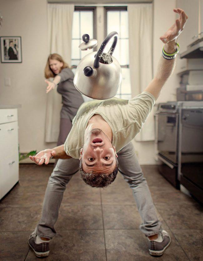Если в семье конфликт из-за алкоголя, стоит вызвать нарколога!