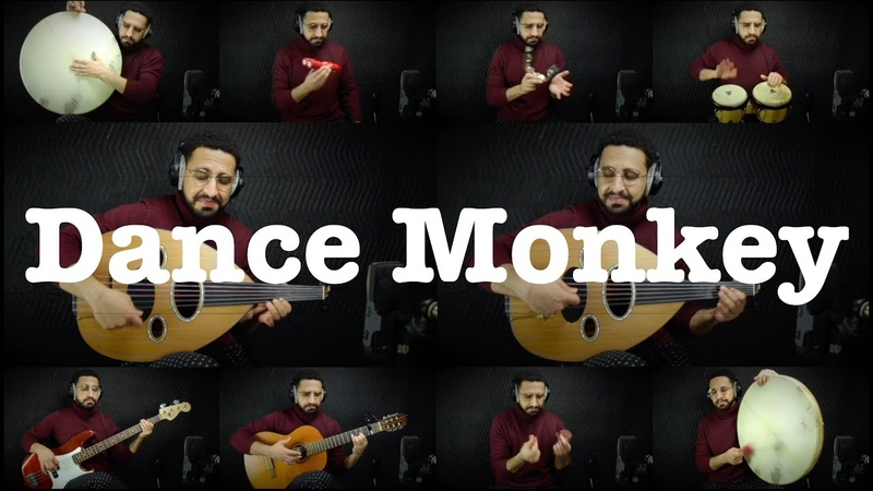 Dance Monkey Oud cover by Ahmed Alshaiba
