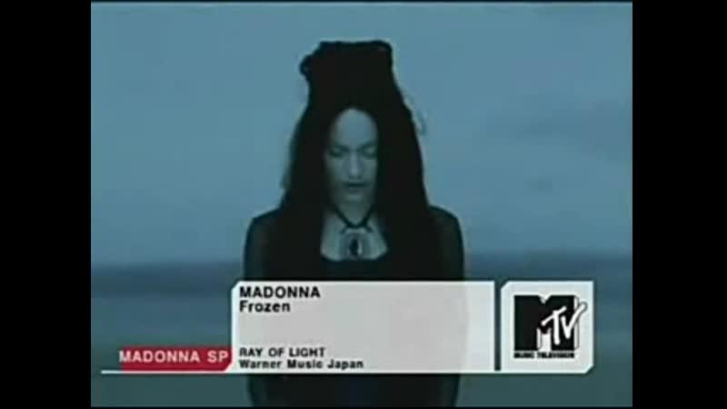 Madonna - frozen mtv jap