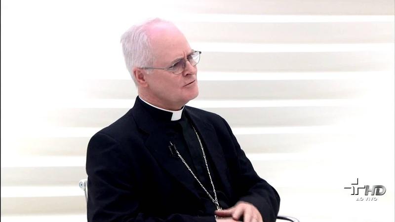 Dom Odilo quebra as pernas de herege anglicano abortista (26032012)