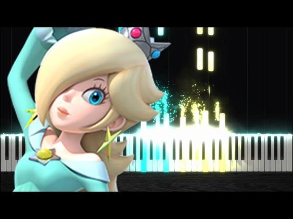 Sad Story - Super Mario Galaxy [Piano Tutorial] Steffan Kaye
