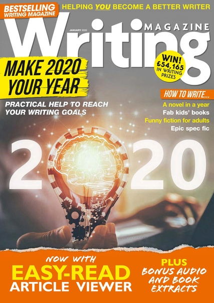 Writing Magazine January 2020