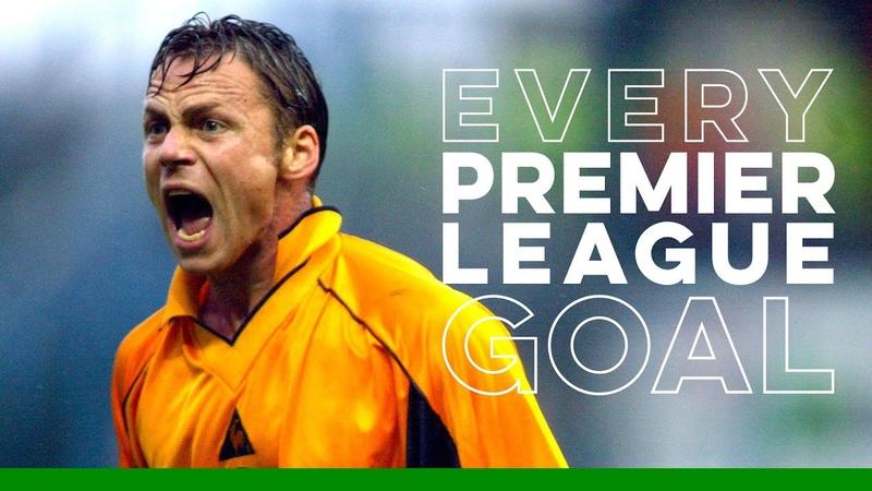 Paul Dickov Every Premier League Goal