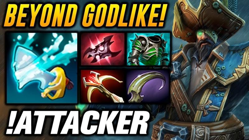 Attacker Beyond Godlike! [BEST KUNKKA 2020] Dota 2 Highlights TV