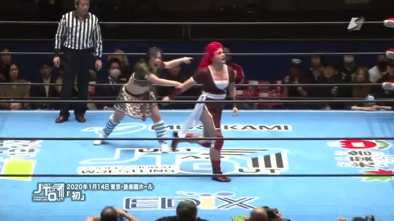 AKARI Tomoka Inaba vs. Kurea May Lee