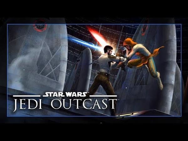 STAR WARS Jedi Outcast FULL MOVIE ALL CUTSCENES