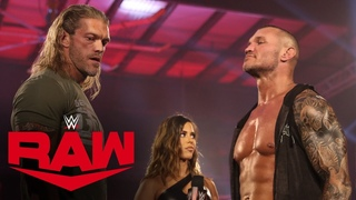 #My1 Randy Orton challenges Edge to a wrestling match: Raw, May 11, 2020