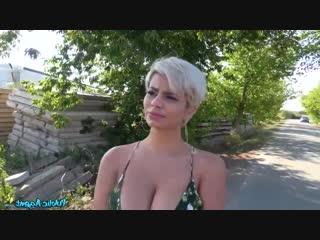 Предложил потрахаться на улице за деньги (Amaranta Hank,инцест,milf,минет,русское,секс,анал,мамку,сиськи,PornHub,порно,зрелую)