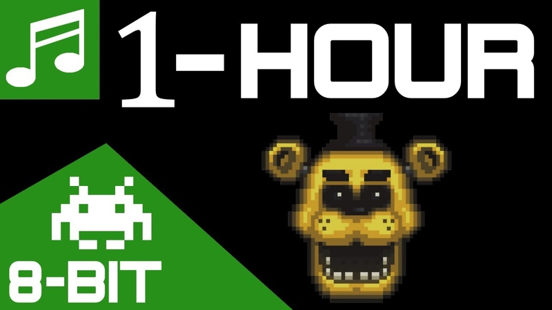 8 Bit 1 Hour The Living Tombstone Five Nights at Freddy's Song