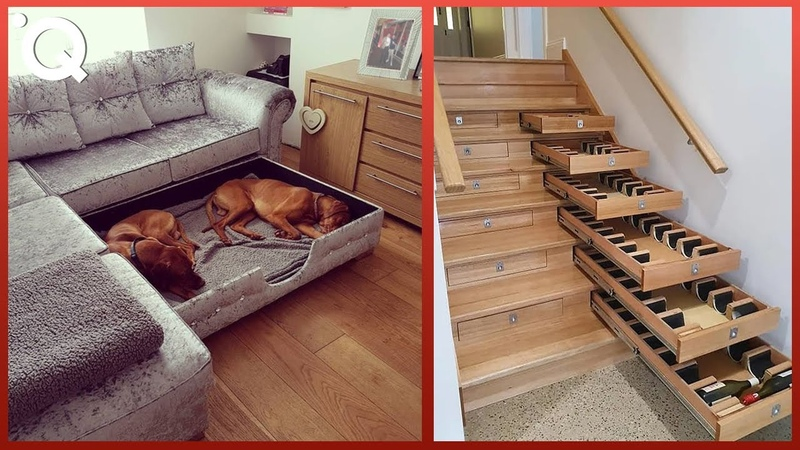 Smart Creative Ideas For Your Small Apartment Space Saving Furniture ▶2