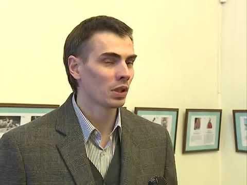 Открытие выставки посвященной Олимпиаде в Сочи 2014 год