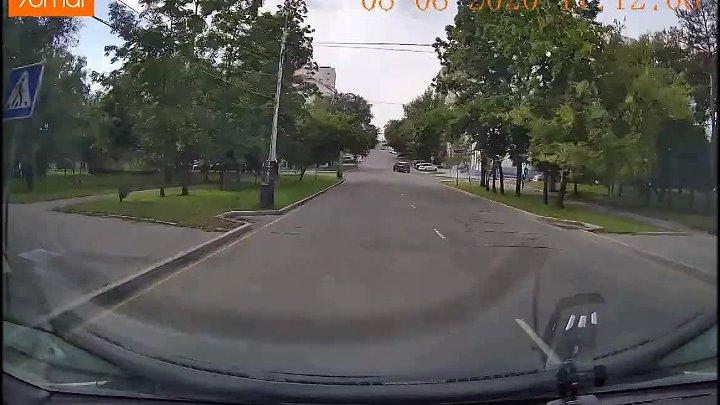 Авария с пострадавшими на Уссурийском бульваре