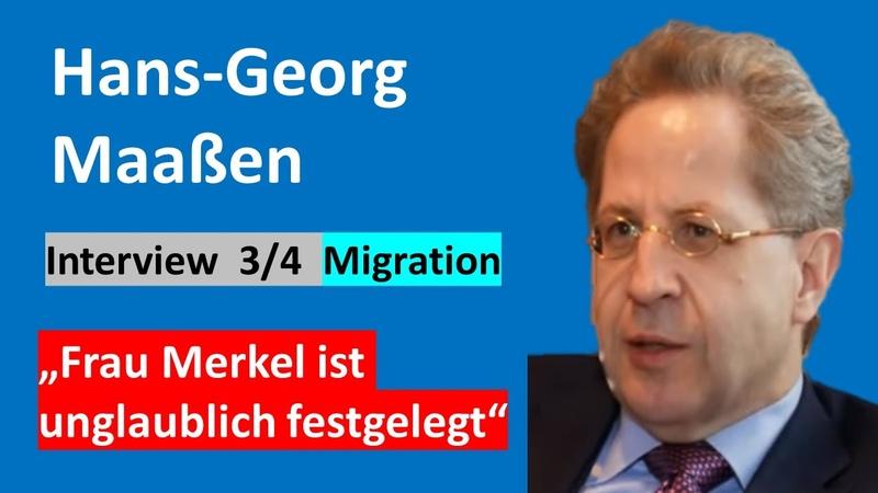 IM GESPRÄCH Das Migrations Dogma wird hochgehalten