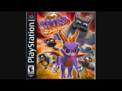 Spyro 3 Greatest Hits music Haunted Tomb