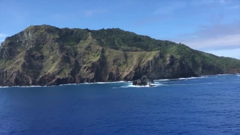 Острова Питкэрн Тихий Океан