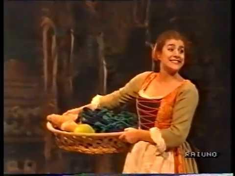 Cecilia Bartoli Mozart Cosi fan tutte Despina aria Una donna a quindici anni