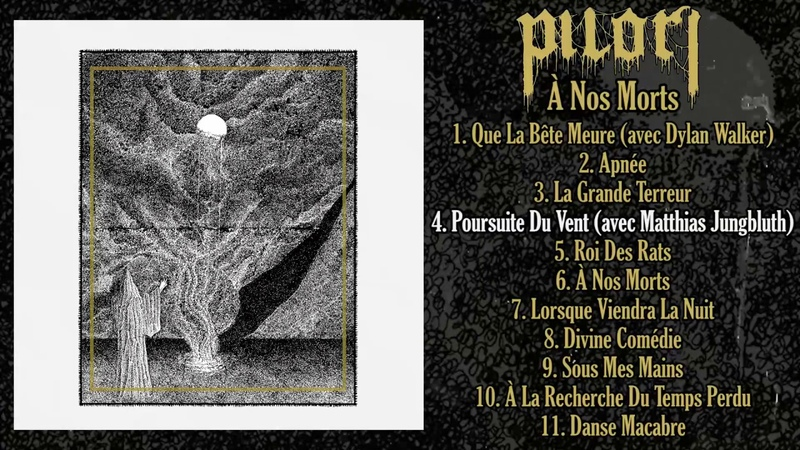 Pilori À Nos Morts LP FULL ALBUM 2020 Blackened Crust Deathgrind Hardcore Punk