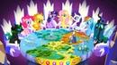 Мой МАЛЕНЬКИЙ Пони в ДРУЖБА - ЭТО ЧУДО 10 Финал игры с Кидом по мультику для детей My Little Pony