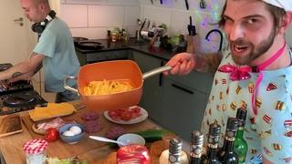 How to kill your boring coronavirus quarantine - Techno Burger w/ Angy Kore b2b Gabriel Padrevita