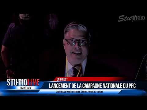 LANCEMENT DE LA CAMPAGNE DU PARTI POPULAIRE