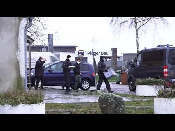 Deutschlandweiter Schlag gegen organisierten Menschenhandel