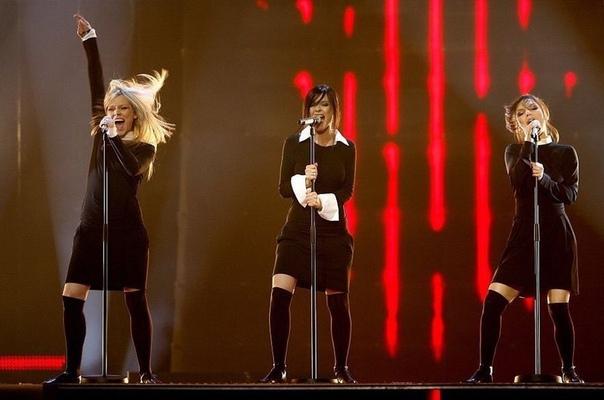 Ровно 12 лет назад группа Serebro завоевала 3 место на Евровидение! А вам понравилось это выступление