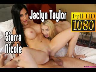 [MomsTeachSex] Jaclyn Taylor, Sierra Nicole порно секс анал минет большие сиськи порно  секс порно милфа анал минет  [Трах, all