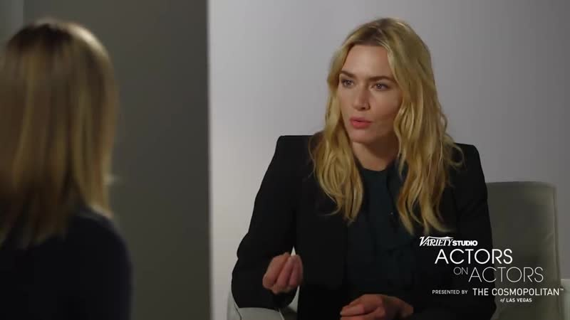 Actors on Actors Kate Winslet and Saoirse Ronan Full Video английский язык Уроки Видео Learn English