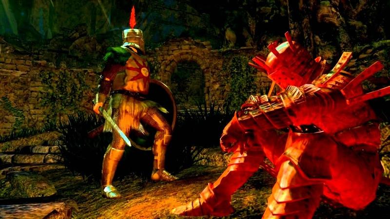 Dark souls other unused cutscenes