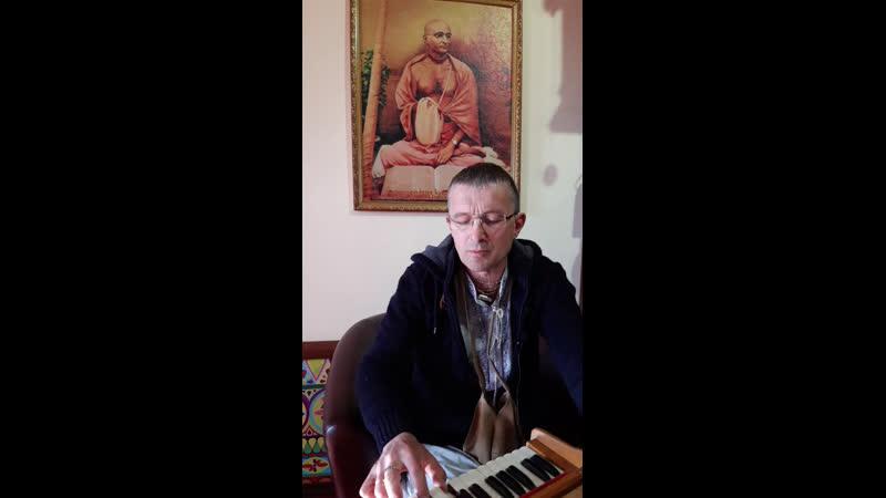 Лекция по священным писаниям ШБ 10.06.39 Гуру Парампара пр
