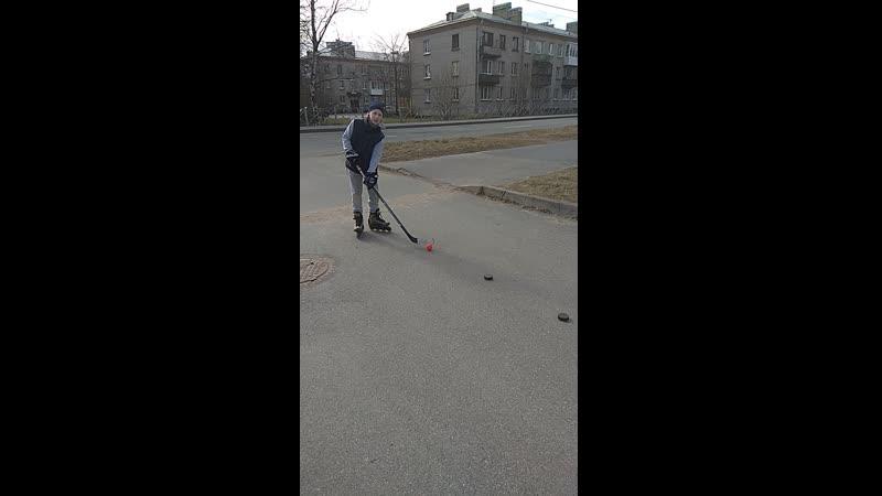 Макар Подготовка к хоккейному сезону