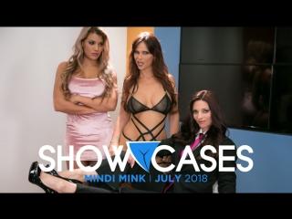 Syren De Mer, Mercedes Carrera, Mindi Mink [PornMir, ПОРНО, new Porn, HD 1080, MILF, 69, Strap-on, Fetish, Lesbian]