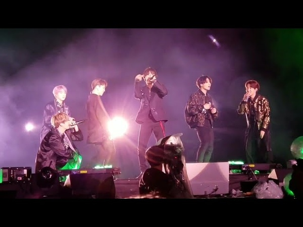 190615 DDAENG 땡 @ BTS 방탄소년단 5th Muster Fanmeeting Magic Shop Busan 매직샵 부산 Concert Fancam