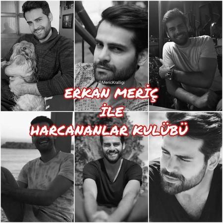 """Erkan Meriç 👑's Instagram profile post Reisim yaa sen neden mükemmel fotolarını sağda solda storylerde harcıyorsun Bizi çok üzüyorsun ama bak İzlerken yine sinirlerim…"""""""