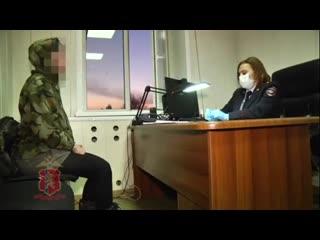 Видео допроса женщины разбившей буддийскую ступу под Красноярском (2)