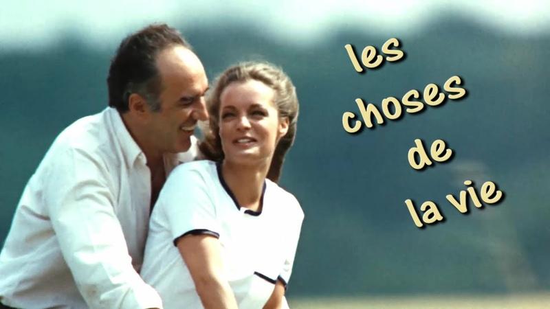 Les Choses de la Vie - La Chanson dHélène, Romy Schneider Michel Piccoli (1970)