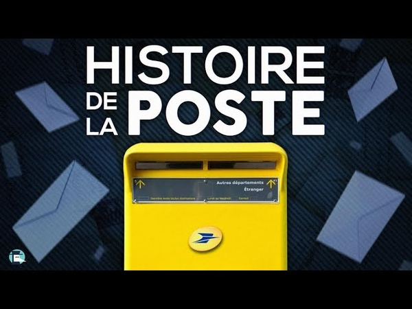 L'étonnante histoire du courrier postal