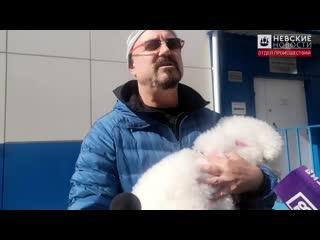 Певец Максим Леонидов рассказал о задержании во время прогулки по Шуваловскому парку