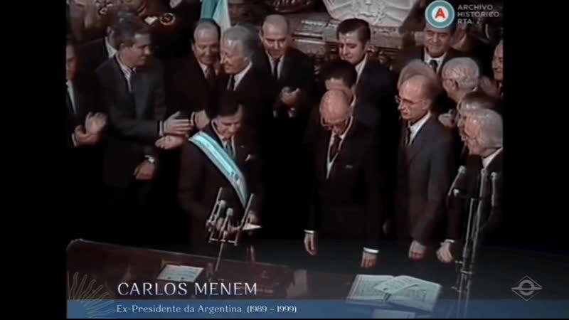 A Queda da Argentina