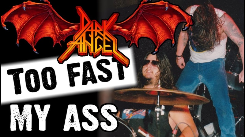 Dark Angel Too fast my ass Обзор от DPrize