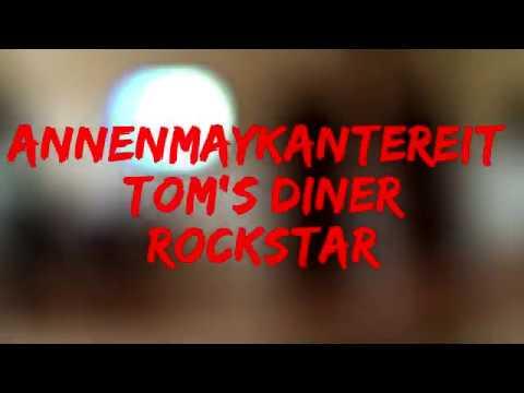 AnnenMayKantereit Tom's Diner RockStar Freestyle Танцы