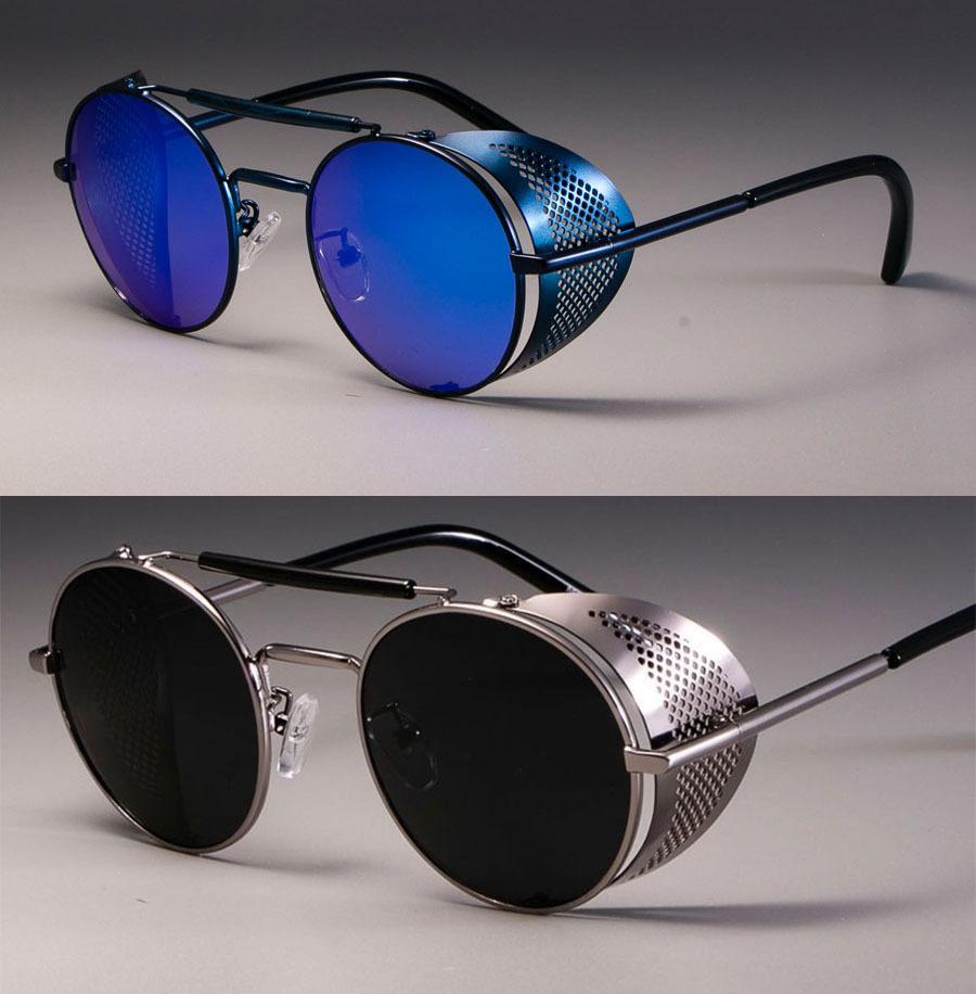 Стимпанк очки -