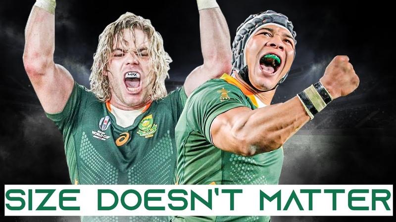 Size Doesn't Matter Faf De Klerk Cheslin Kolbe Rugby Tribute