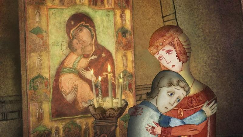 Заступница фильм о Владимирской иконе для детей 12