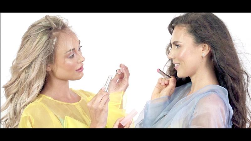 Монтаж видео Реклама Dior lip glow