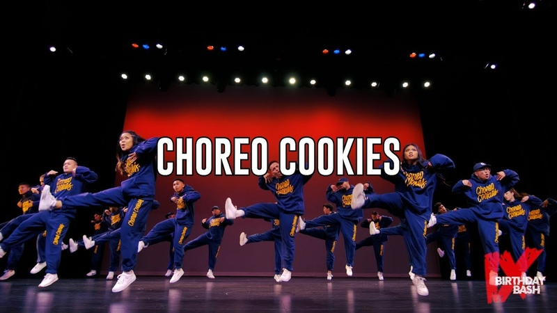 Choreo Cookies ft Galing WyldStyl FRONT ROW SBS Birthday Bash IX SBSBASH9