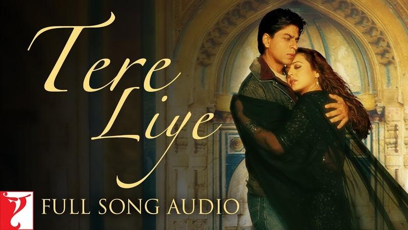 Tere Liye Full Song Audio Veer Zaara Lata Mangeshkar Roop Kumar Rathod Late Madan Mohan