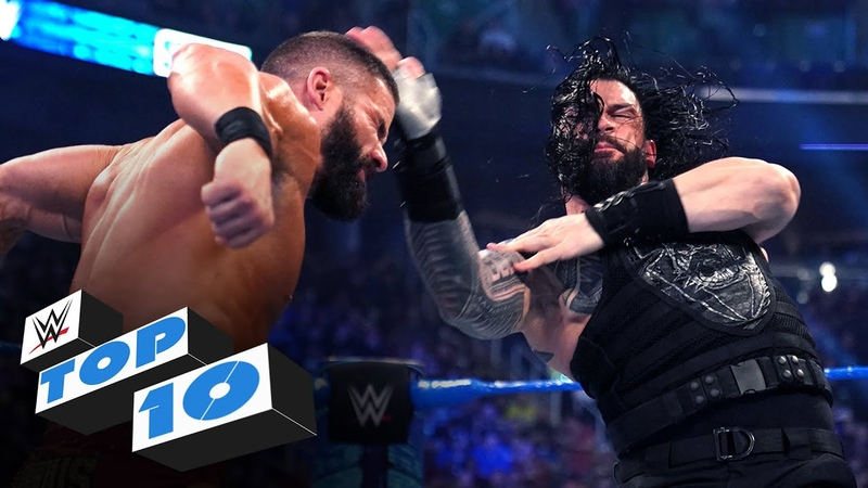 Top 10 Friday Night SmackDown moments WWE Top 10 Jan 17 2020